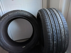 4 michelin latitude neuf 255-50-19