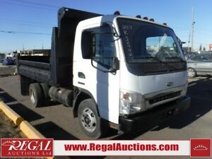 2007 STERLING ATEGO 8500  CAB-OVER-ENGINE DUMP TRUCK