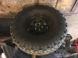 33x12.5R15 interco Trxus