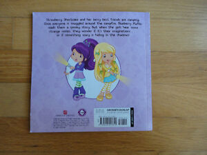 Strawberry Shortcakes Spooky Night book with stickers London Ontario image 2