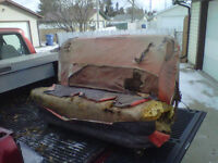 FOR SALE 1950 Ford Truck Seat Frame.