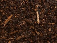 Woodchip Bark Mulch - For Sale