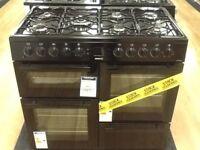 Range cooker/beko-bdvf100k