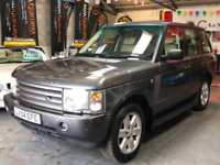 LAND ROVER RANGE ROVER VOGUE 4.4 V8 L322 Muscle 4x4 Grey Auto Petrol, 2004