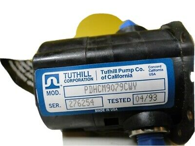 Tuthill Pump Pdhcm9079cwy
