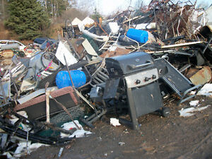 BOYLE'S TOWING ,and APPLINCE RECYCLING  DROP OFF,site