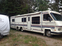 Project 34f/t rv for your unwanted 4x4 truck