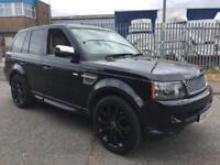 Land Rover Range Rover Sport 3.0TD V6 auto 2010 HSE