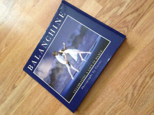 'Balanchine, Celebrating a Life  in Dance ' Hardcover Book!!