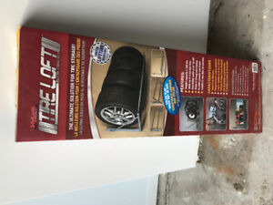 New in box tire rack