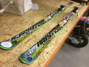 Nordica Hell & Back fuel skis 1.78m