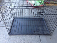 Large Kennel up to 100 lbs