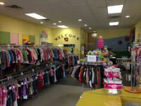 SWEET PEA'S CHILDREN & MATERNITY CONSIGNMENT SHOP