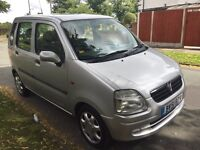 VAUXHALL AGILA 12 MONTHS MOT EXCELLENT FOR TIME BUYERS