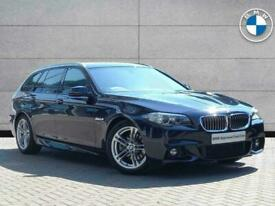 image for 2017 BMW 5 Series 520d M Sport Touring Estate Diesel Automatic