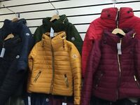 Moncler coats for ladies