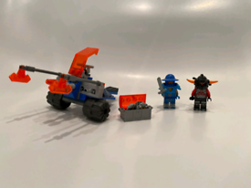 LEGO NEXO KNIGHTS Knighton Battle Blaster 70310.