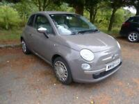 2008 FIAT 500 POP EDITION ** RARE COLOUR - ONLY 36'000 MILES ** HATCHBACK PETROL