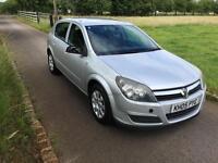 2005 Vauxhall Astra 1.6i 16v 5 Door - NEW CLUTCH - 5 months MOT