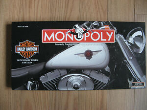 monopoly harley davidson Saint-Hyacinthe Québec image 1