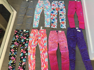 Size 8 youth girl clothes - tons brand new with tags
