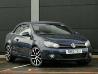 Volkswagen Golf GT Bluemotion tech TDI Convertible