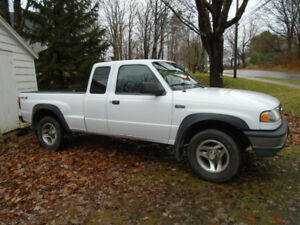 there will be a new mvi 2007 mazda b4000 4x4