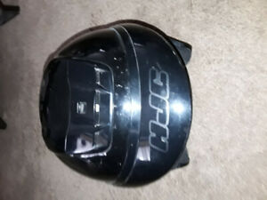 Men's 3/4 Motorcycle Helmet ---medium in size