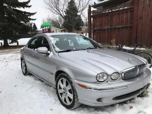 2004 Jaguar X-TYPE Sedan