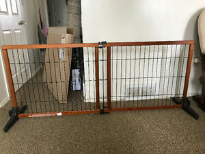 New Pet Safety Gate