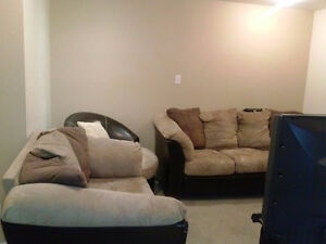 2 BEDROOM BASEMENT APPARTMENT FOR RENT – MINUTES FROM SQUARE ONE