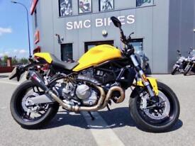 2018 Ducati Monster 821 Ex Demo - NATIONWIDE DELIVERY AVAILABLE