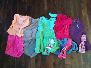 Lot de vêtements 6/6x ans pour fille