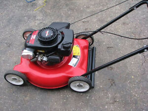 FREE REMOVAL OF OLD LAWNMOWERS,LEAF BLOWERS ETC