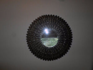 Wall Mounted Mirror Decoration