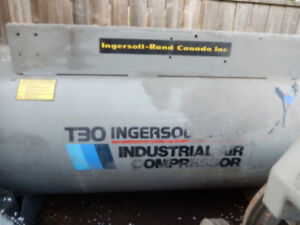 Commercial Air Compressor Ingersoll- Rand
