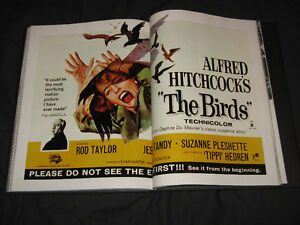 The Films of Alfred Hitchcock COFFEE TABLE BOOK Belleville Belleville Area image 8