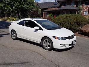 2011 Honda Civic Si Coupe (2 door)