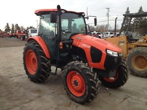 KUBOTA M5 & M6 TRACTORS-0% FOR 84 MONTHS- 6YR WARRANTY