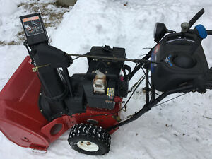 Toro Power Max 826LE Snowblower