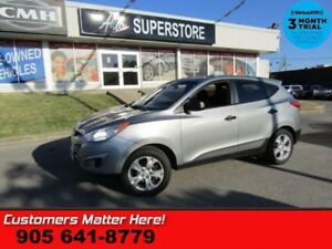 2012 Hyundai Tucson GL  HTD-SEATS STRG-AUDIO KEYLESS-ENTRY BT