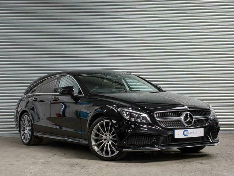 2016 Mercedes-Benz CLS 3.0 CLS350d V6 AMG Line Shooting Brake G-Tronic+ (s/s) 5d
