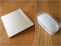 Apple Mac Magic Mouse & Track Pad