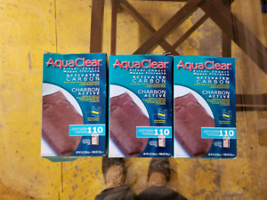 Aquaclear 110 activated carbon.