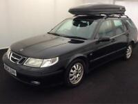 SAAB 9-5 2.2TiD LINEAR ESTATE [CLEARANCE PRICED NOW] LONG MOT>F S H..LOOKS GREAT