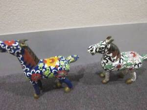 2 Collectable Ceramic Horse for $10 approx 10cm x 12cm Sydney City Inner Sydney Preview