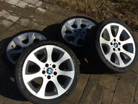 FS: used BMW style 162 wheels with Tires