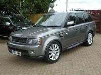 2010 59 Reg Land Rover Range Rover Sport 3.0TD V6 Auto HSE