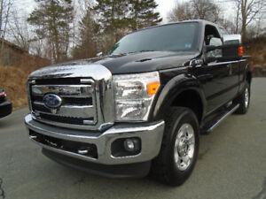 2011 Ford F-250 XLT EXT-CAB 4X4 SUPER DUTY