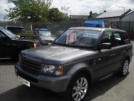 Land Rover Range Rover Sport 2.7TD V6 auto 2009MY S
